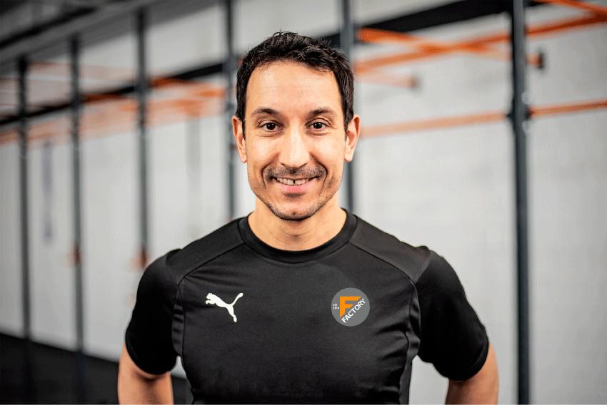 Inhaber / Coach / Personal Trainer Darko Safner