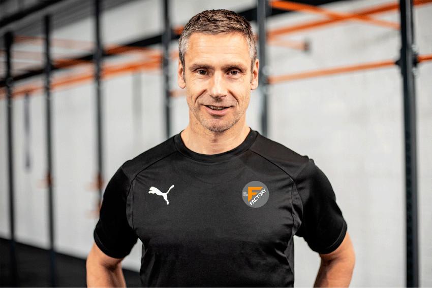 FACTORY Inhaber / COACH / Personal Trainer Jörg Bednarzyk