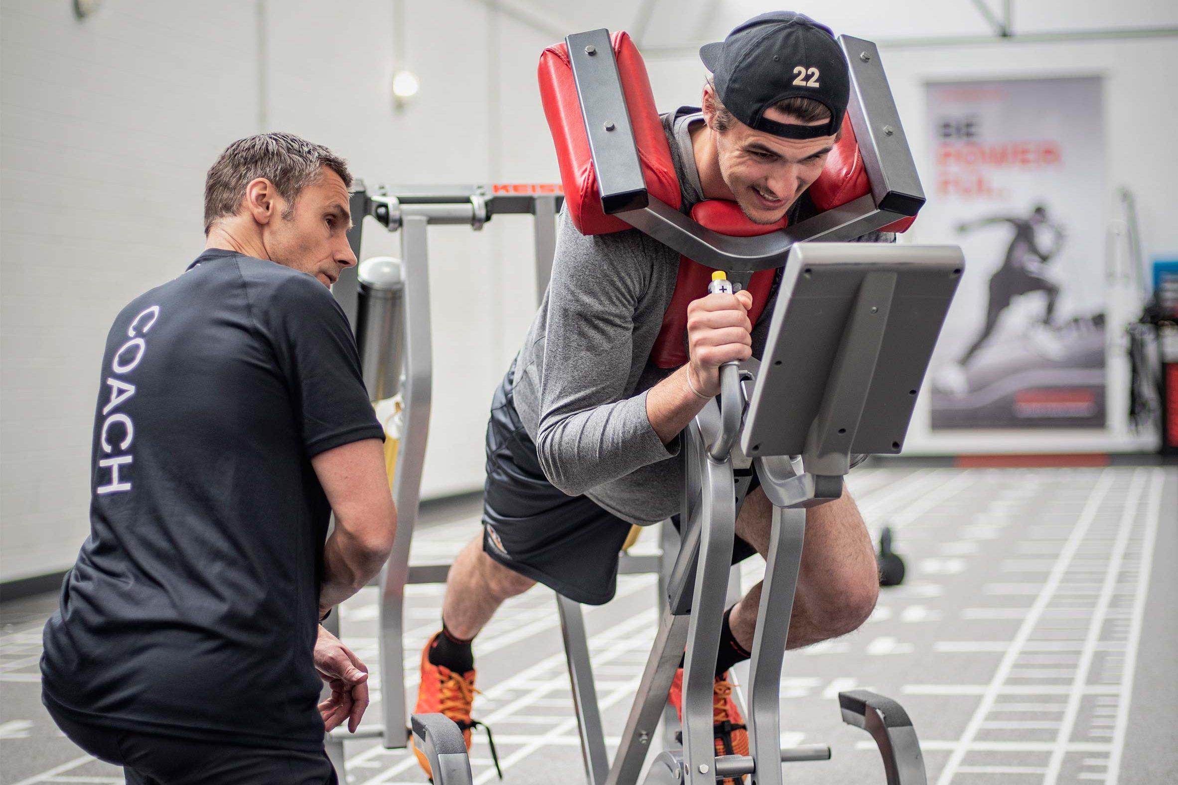 Personal Training Keiser Runner