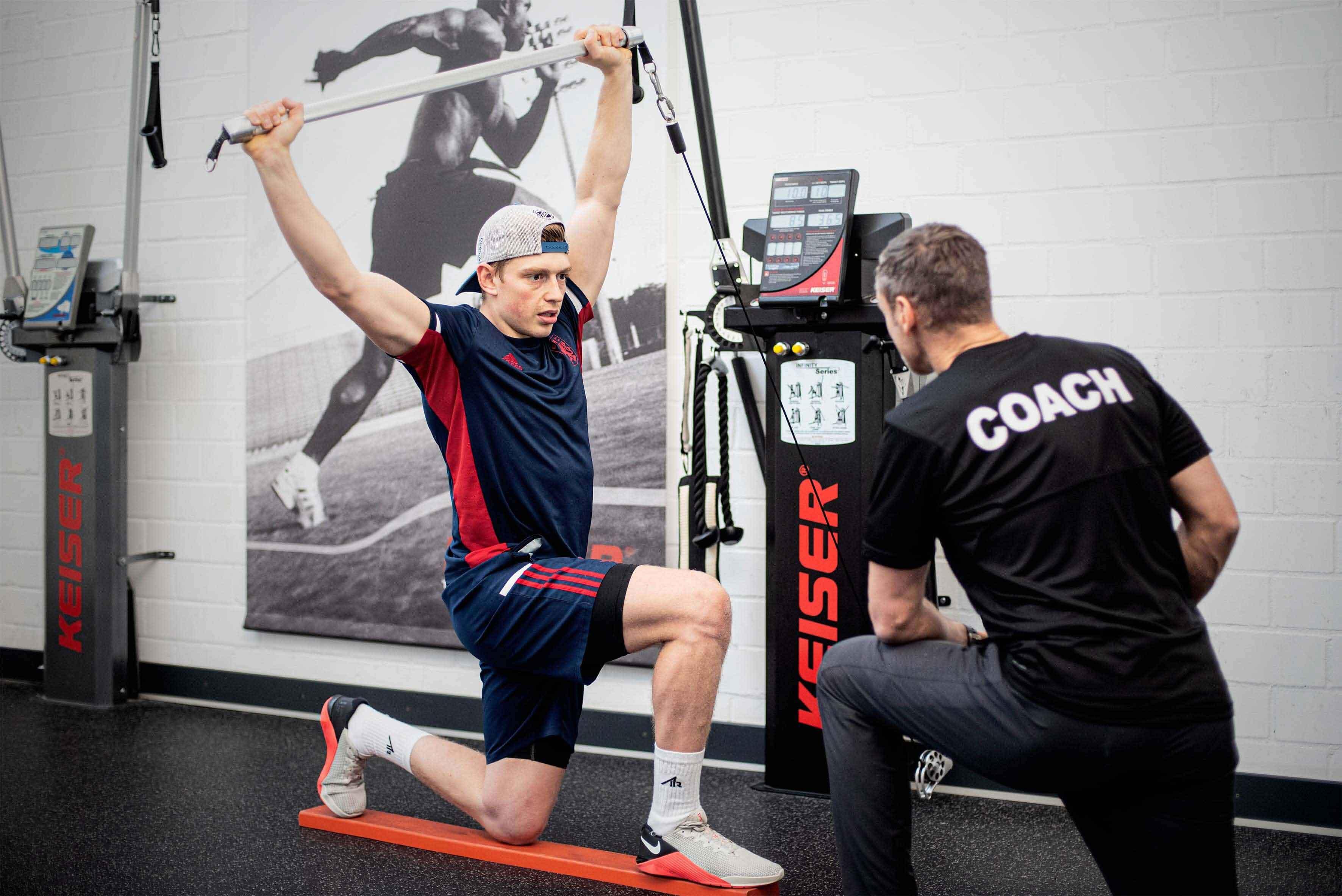 Keiser Athletic Training
